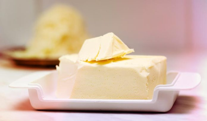 butter is a much healthier fat)