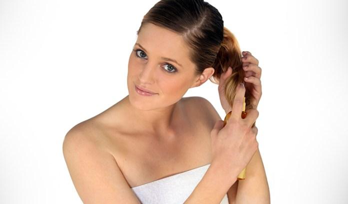 Avoid using chemical hair serums
