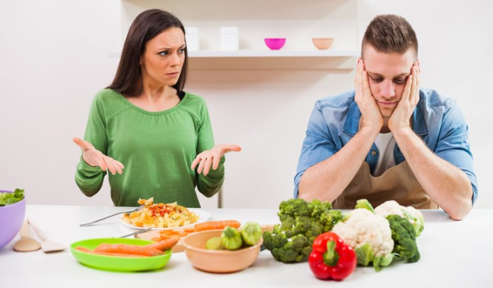 Bland foods do not have the spicy odor to make you nauseous