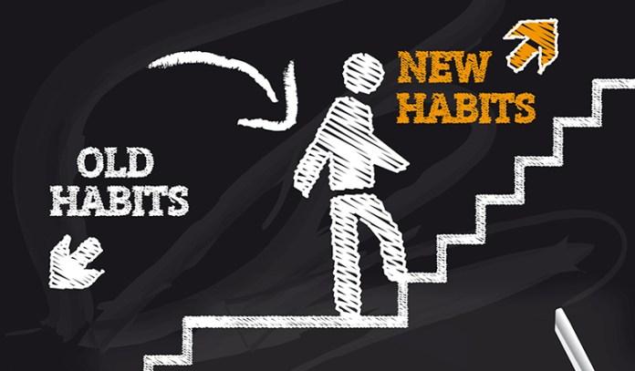 Break your bad habits