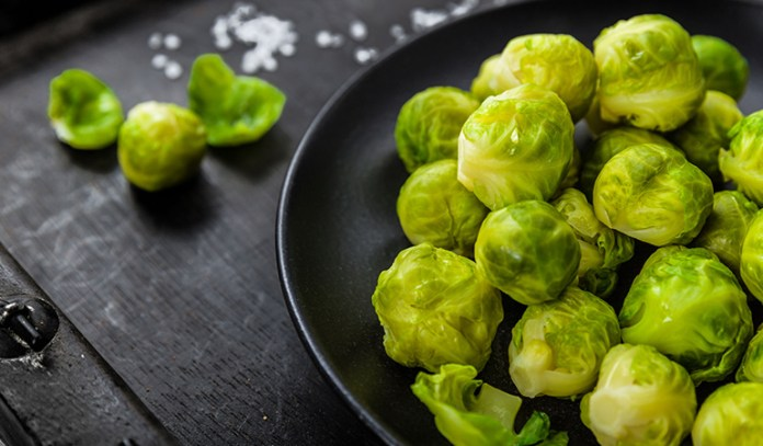 Brussels sprouts are rich in protein, potassium, and vitamin K