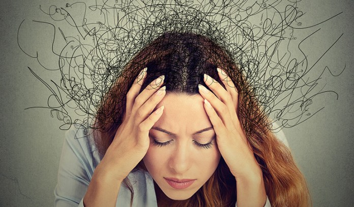 Withdrawal from sugar can cause anxiety like symptoms