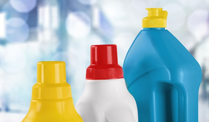 Chlorine Bleach Gets Rid Of Moisture And Cuts Off The Means Of Survival For Mold
