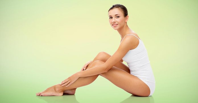 Sugar can be used to get rid of unwanted hair safely and effectively)