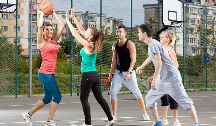 Engage Yourself In Team Activities
