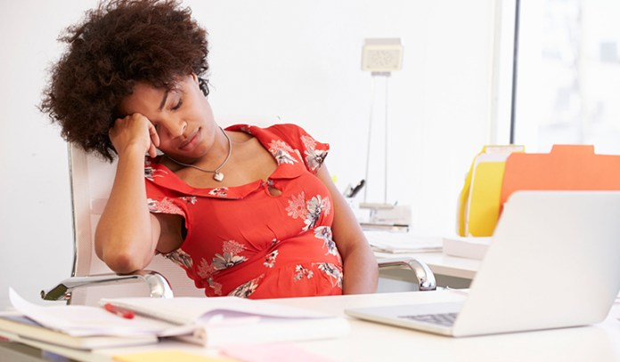 fatigue and lack of energy in depression