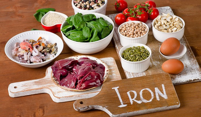 Fight Anemia With Iron-Rich Foods