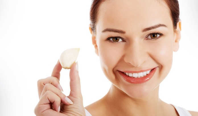 Holding A Heated Garlic On The Affected Area Can Treat Boils