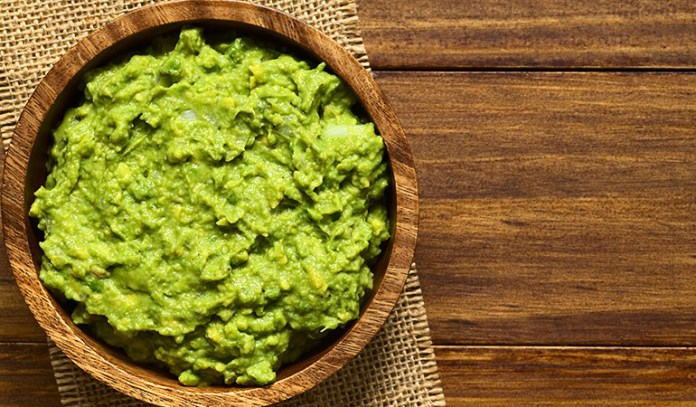 Guacamole is good for weight loss