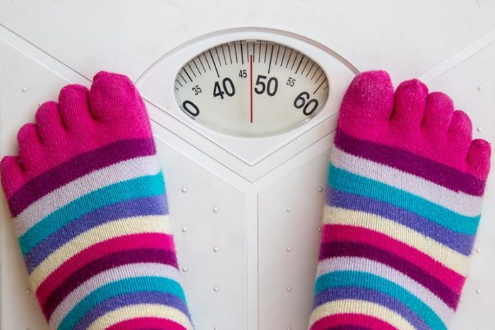 rapid weight loss causes weight gain