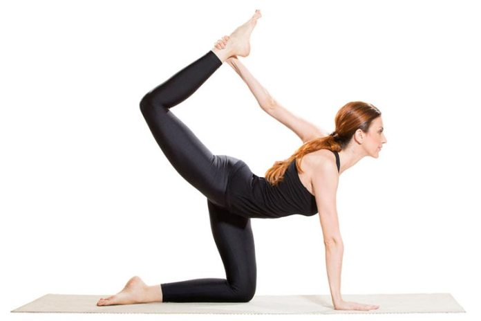Limb stretches are an easy way to stretch your muscles