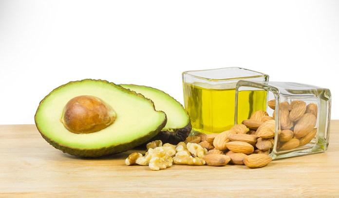 Healthy fats improve levels of ketones.