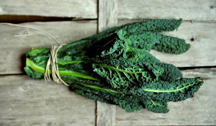 Kale has a positive effect on the estrogen balance.
