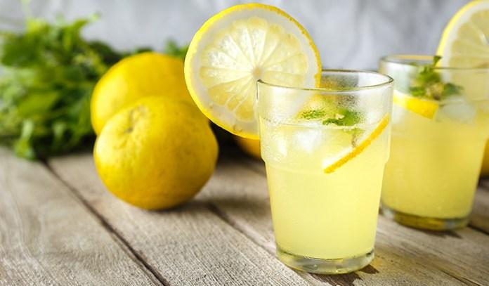Lemon juice can treat warts