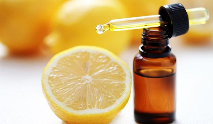 Lemon Oil in Water Can Treat Acid Reflux