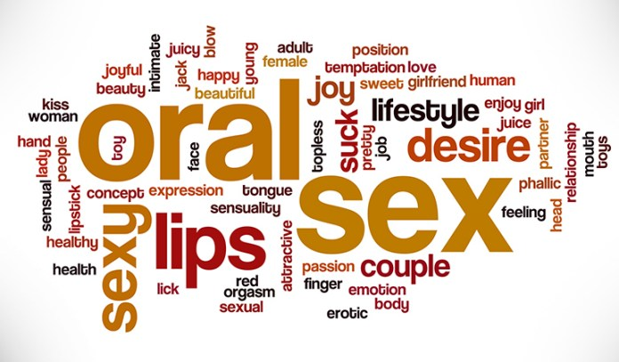 Oral Sex Is Also Part Of Your First Time