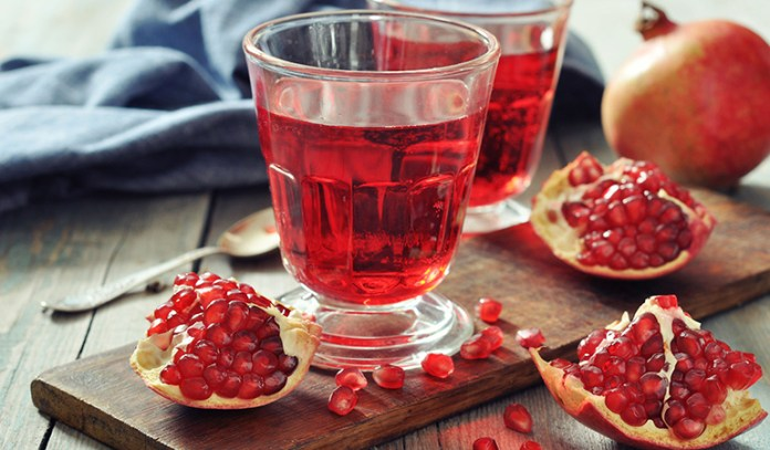 Pomegranate can help prevent erectile dysfunction
