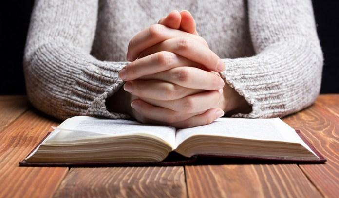Start to pray more