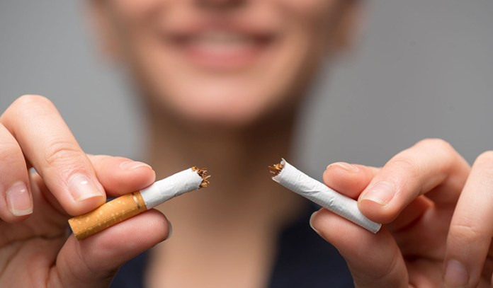 Quitting smoking can prevent many issues such as heart disease