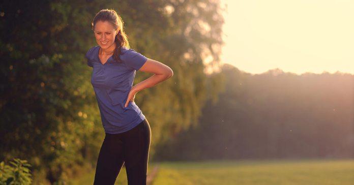 Yoga helps relieve sciatica pain)
