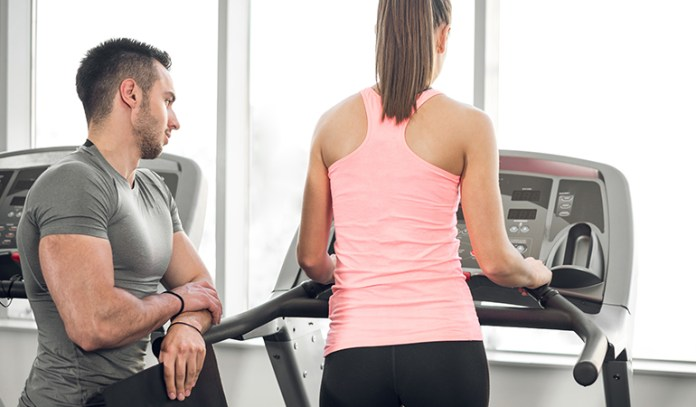 Go Slow With Your Fitness Routine Under The Supervision Of A Trainer