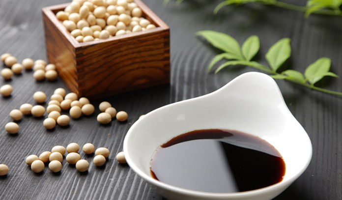 Soy sauce can aid weight loss