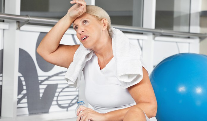 Sweating and anxiety are some of the symptoms of arrhythmia