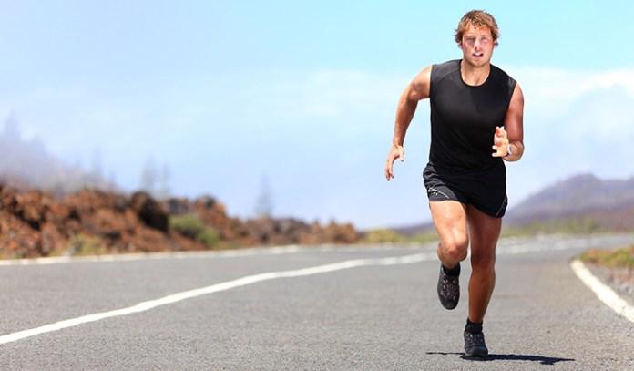 Keep your strides a medium length