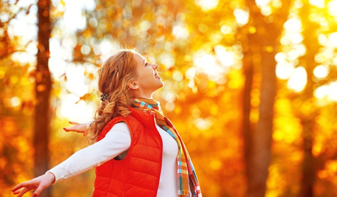 Exposure to sunlight can help you burn calories