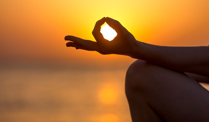 Meditation can cure depression and anxiety by teaching you to be in control of your body and your mind.