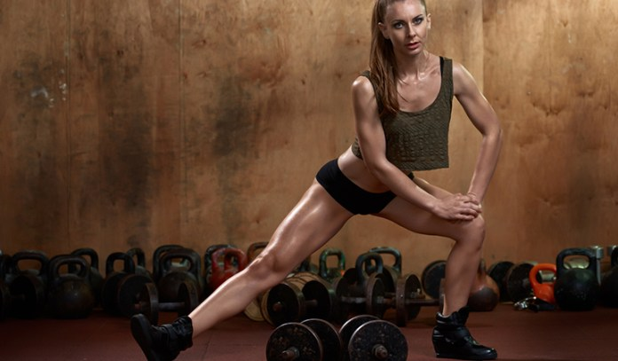 By stretching your targeted muscles, you can increase the size of your fascia, which allows your muscles room to grow.