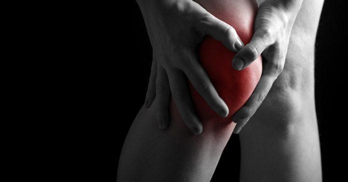 yoga for knee pain)