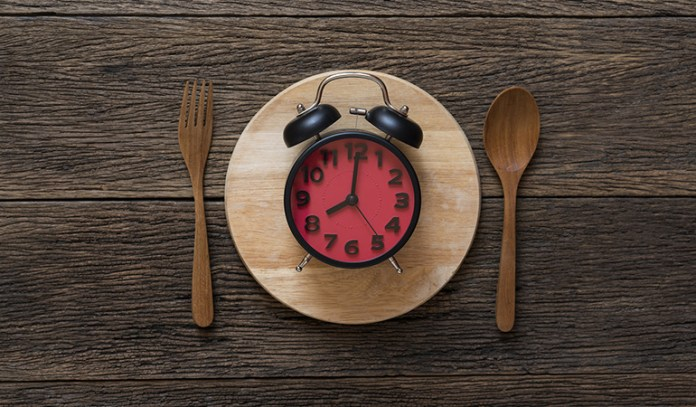 You Let The Clock Dictate Your Hunger