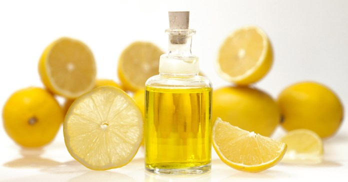 Lemon oil essentials have a variety of health benefits