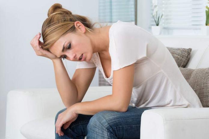 stress and palpitations