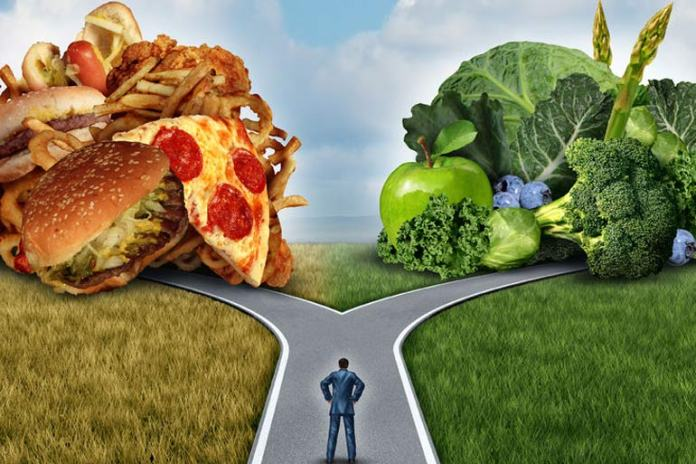 Imbalanced diet could lack the required nutrients