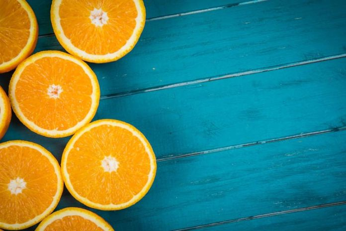 Oranges can enhance immunity and lower the risk for heart disease