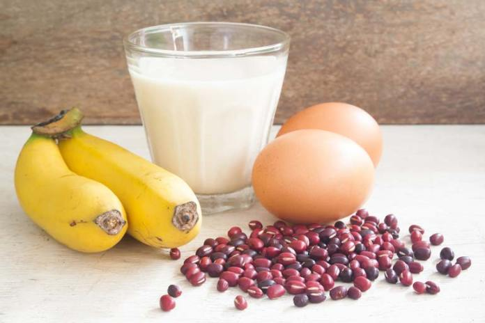 Eggs are one among many protein rich foods