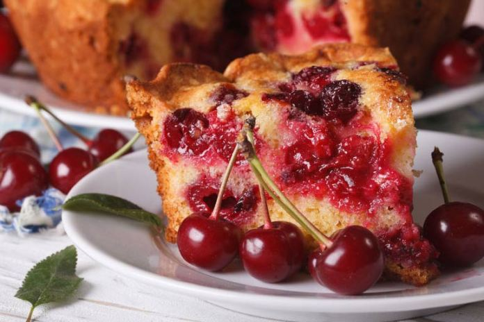 Add Cherries To Pies To Include Them In Your Diet
