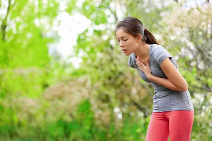 Muscle strain and GERD could be causing chest pain