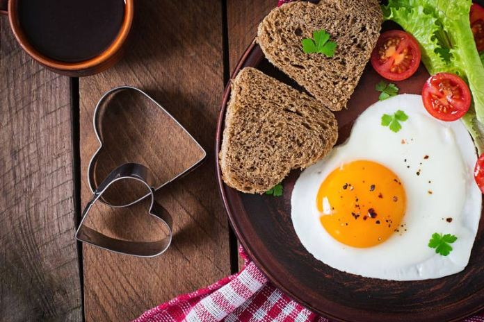 What Slim People Eat For Breakfast: Eggs