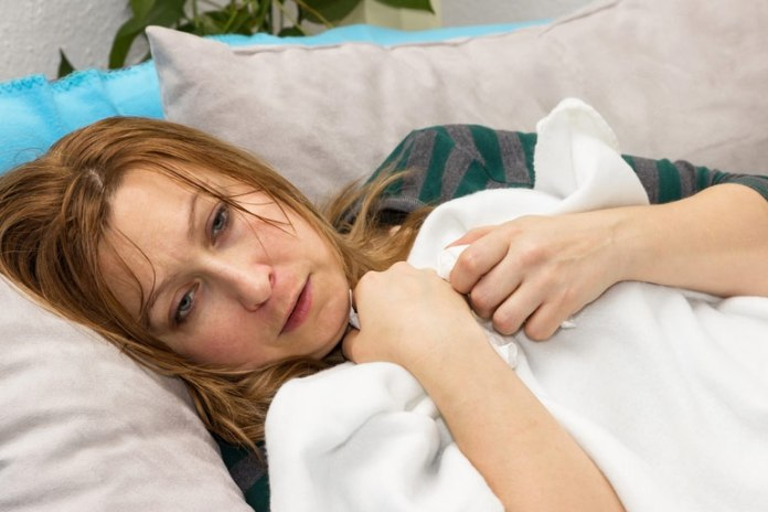 Having The Chills Is A Common Symptom Of Ehrlichiosis