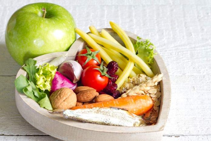 A healthy diet can help you beat stress and anxiety