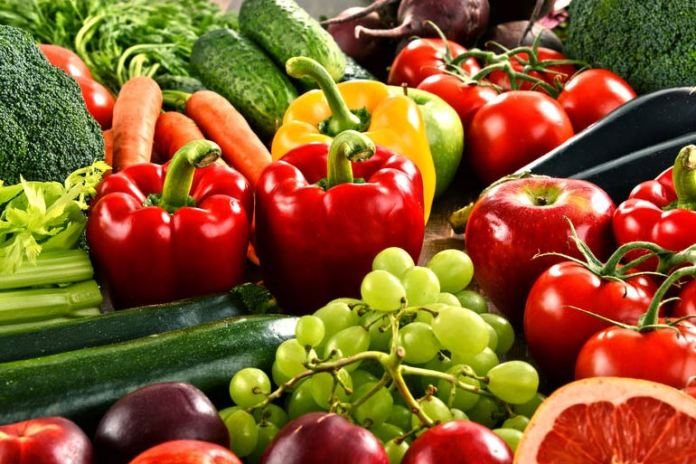 fruits and vegetables for multiple sclerosis