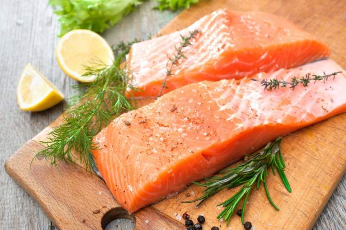 Salmon Can Improve Your Mental Health