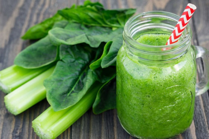 Kale and spinach can keep your energy levels high all day.