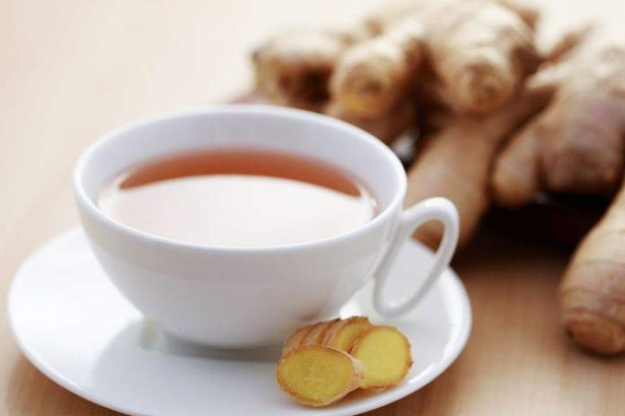 Ginger is a traditional side-effect-free remedy.