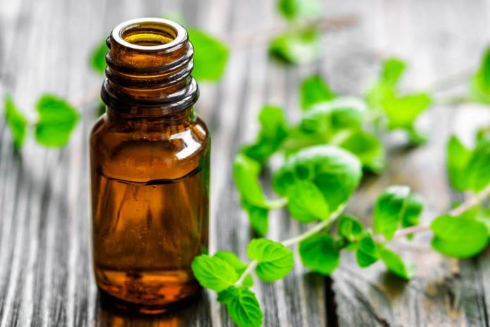 Peppermint coconut balm can ease hemorrhoids