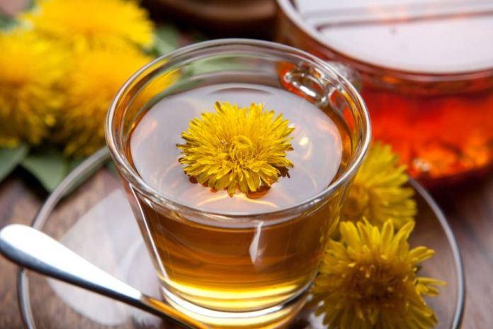 Dandelion and coconut tea can ease hemorrhoids