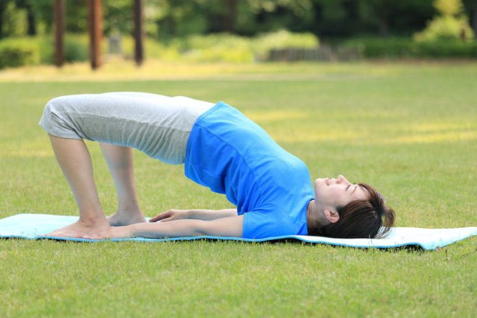 These exercises work great to strengthen pelvic muscles and increase blood flow to the vagina